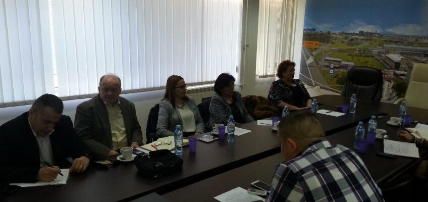 Трећи састанак директора центара за социјални рад Сремског региона