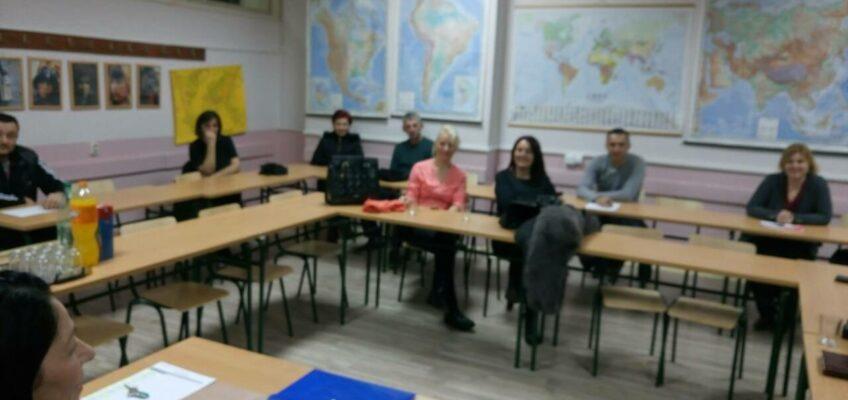 стручни радници Центра за социјални рад општине Стара Пазова