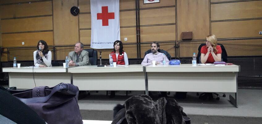 У сарадњи са Центром за социјални рад општине Стара Пазова