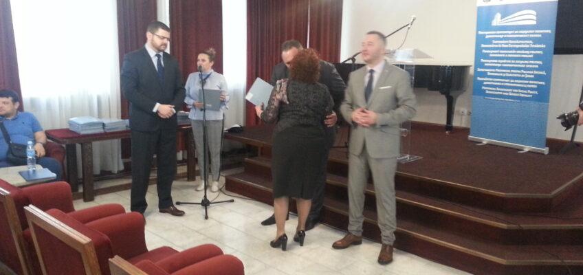 У Новом Саду је 11.04.2018. године Покрајински секретар