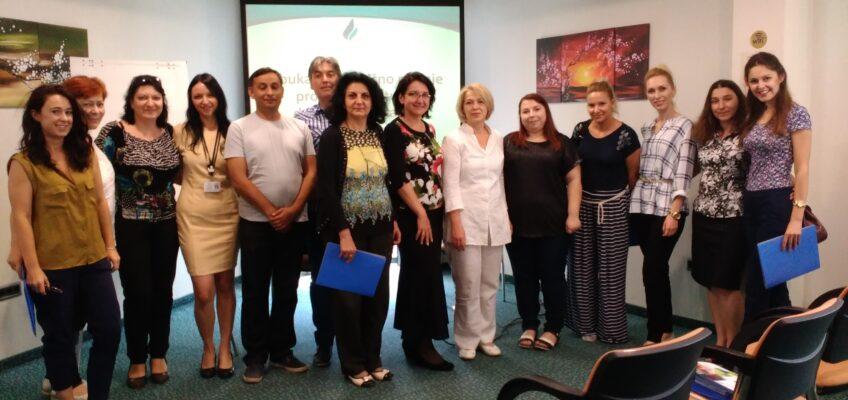 обука за практично писање пројеката и актуелне донације за установе социјалне заштите