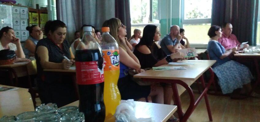 трибина за родитеље у организацији Центра за социјални рад