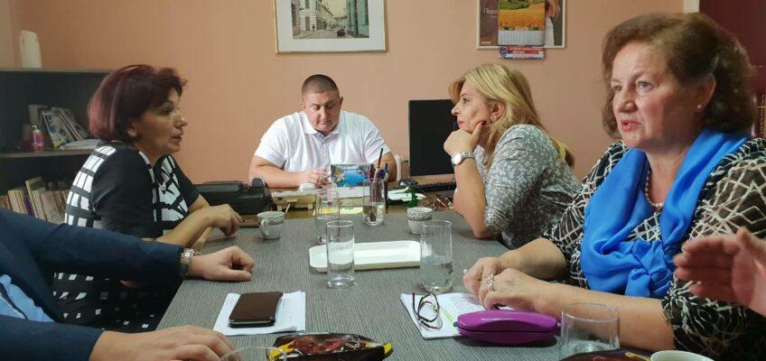 Састанак директора центара за социјални рад Сремског региона