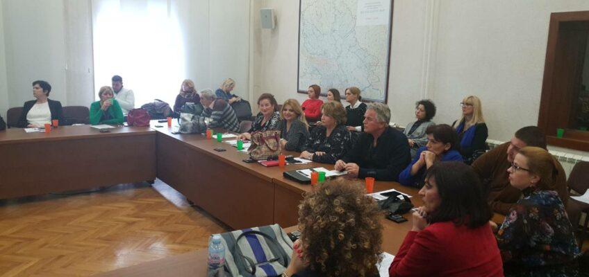 годишњи састанак са директорима центара за социјални рад