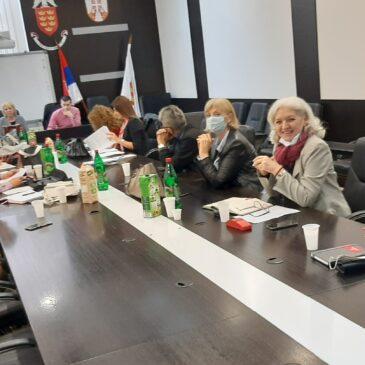 Седница Управног одбора  Асоцијације Центара за социјални рад Србије