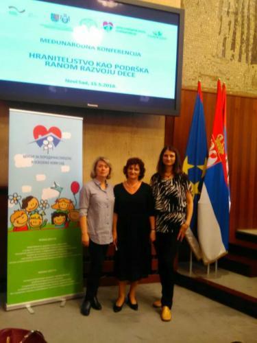 Међународна конференција-хранитељство као подршка раном развоју деце