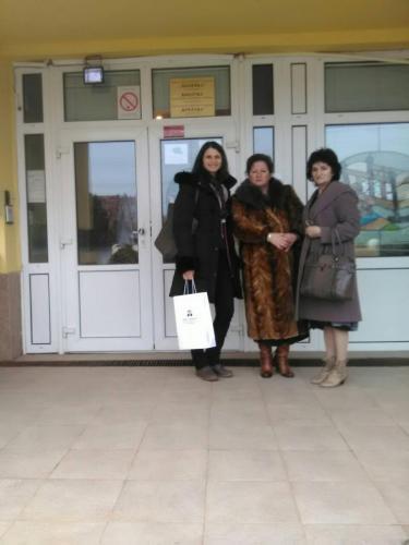 Директорка Центра за социјални рад општине Стара Пазова