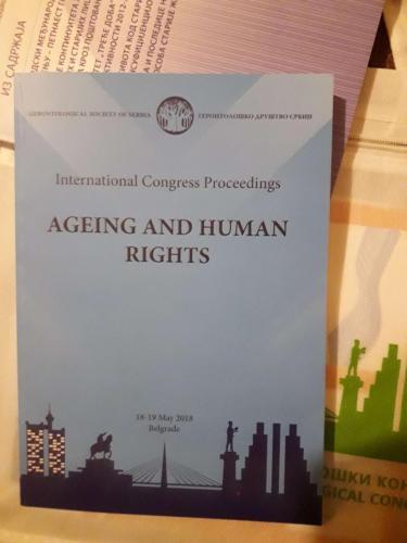одржан десети по реду Међународни геронтолошки конгрес