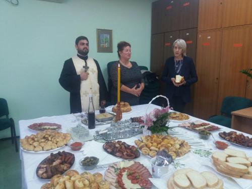 Центар за социјални рад општине Стара Пазова обележио славу