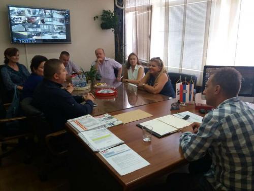 састанак директора Центара за социјални рад