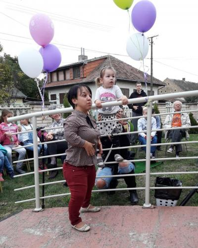 Шести рођендан дневног центра за децу и младе темерин