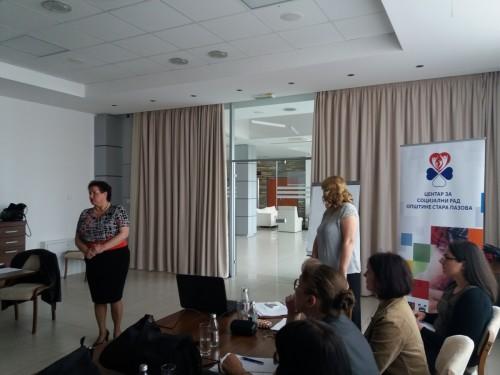 Унапређење знања водитеља случаја у раду са децом и младима